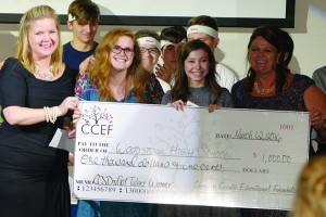 CCEF Awards $25,000 in Special Project Grants to CCSD!